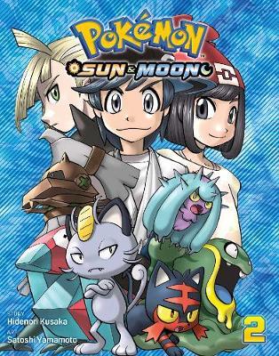Pokemon: Sun & Moon, Vol. 2 - Pokemon 2 (Paperback)