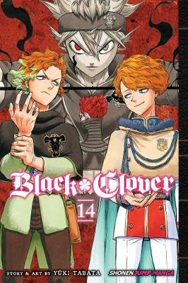 Black Clover, Vol. 14 - Black Clover 14 (Paperback)