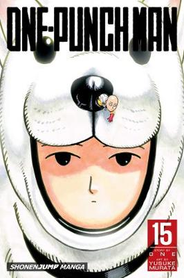 One-Punch Man, Vol. 15 - One-Punch Man 15 (Paperback)