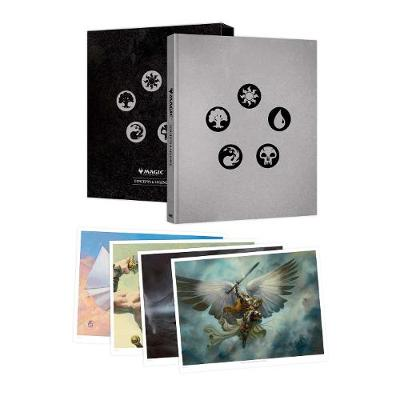 The Art of Magic: The Gathering: Concepts & Legends - The Art of Magic: The Gathering (Hardback)