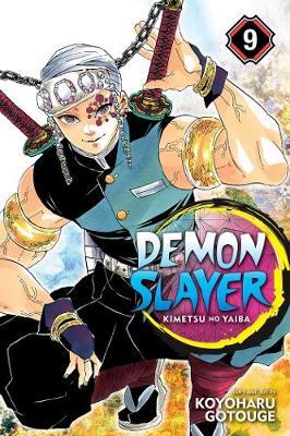 Demon Slayer: Kimetsu no Yaiba, Vol. 9 - Demon Slayer: Kimetsu no Yaiba 9 (Paperback)