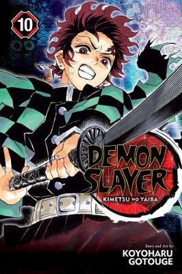 Demon Slayer: Kimetsu no Yaiba, Vol. 10 - Demon Slayer: Kimetsu no Yaiba 10 (Paperback)