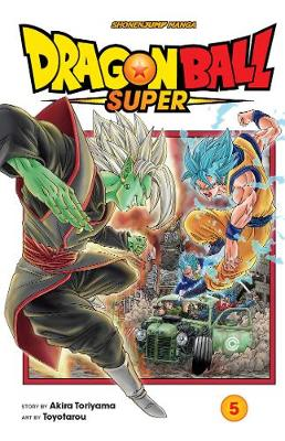 Dragon Ball Super, Vol. 5 - Dragon Ball Super 5 (Paperback)