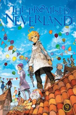 The Promised Neverland, Vol. 9 - The Promised Neverland 9 (Paperback)