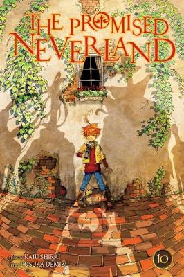 The Promised Neverland, Vol. 10 - The Promised Neverland 10 (Paperback)