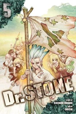 Dr. STONE, Vol. 5 - Dr. STONE 5 (Paperback)