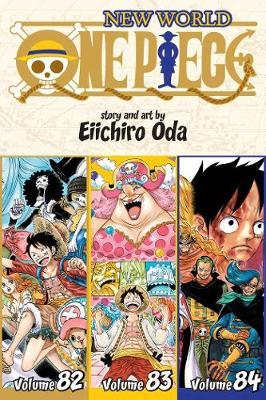 One Piece (Omnibus Edition), Vol. 28: Includes vols. 82, 83 & 84 - One Piece (Omnibus Edition) 28 (Paperback)