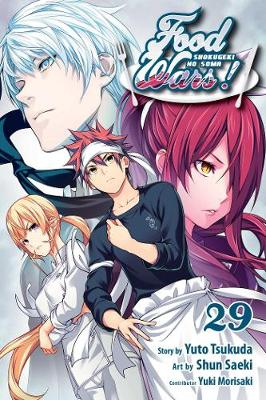 Food Wars!: Shokugeki no Soma, Vol. 29 - Food Wars!: Shokugeki no Soma 29 (Paperback)