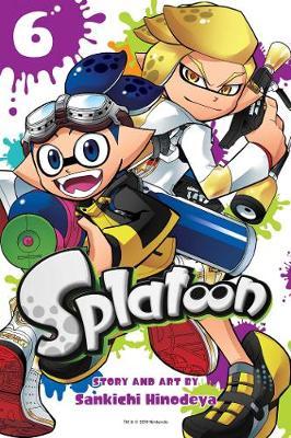 Splatoon, Vol. 6 - Splatoon 6 (Paperback)