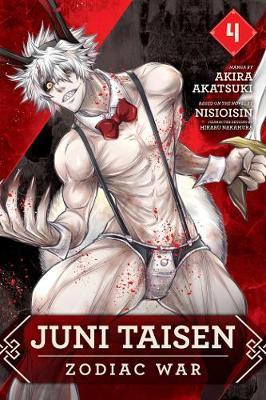 Juni Taisen: Zodiac War (manga), Vol. 4 - Juni Taisen: Zodiac War (manga) 4 (Paperback)