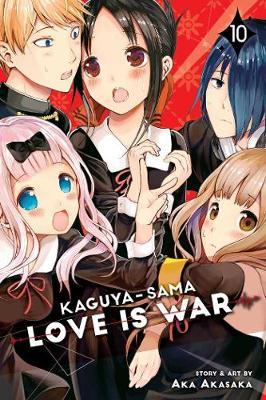 Kaguya-sama: Love Is War, Vol. 10 - Kaguya-sama: Love is War 10 (Paperback)