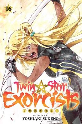 Twin Star Exorcists, Vol. 16: Onmyoji - Twin Star Exorcists (Paperback)