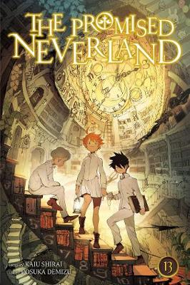 The Promised Neverland, Vol. 13 - The Promised Neverland 13 (Paperback)
