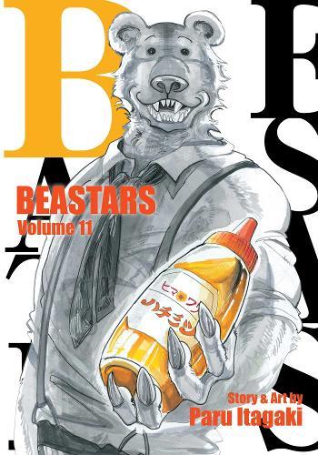BEASTARS, Vol. 11 - Beastars (Paperback)