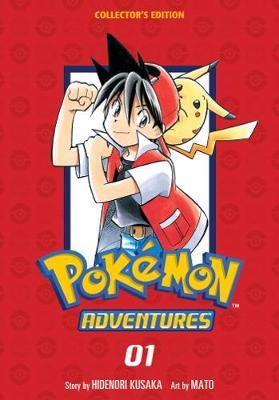 Pokemon Adventures Collector's Edition, Vol. 1 - Pokemon Adventures Collector's Edition 1 (Paperback)