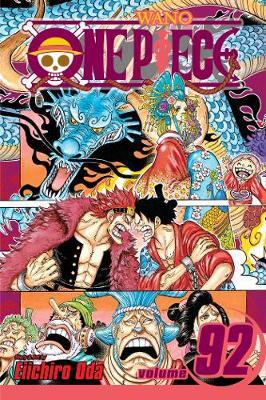 One Piece, Vol. 92 - One Piece 92 (Paperback)