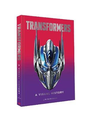 Transformers: A Visual History (Hardback)
