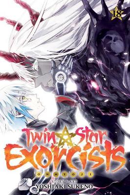 Twin Star Exorcists, Vol. 18: Onmyoji - Twin Star Exorcists 18 (Paperback)