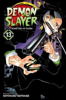 Demon Slayer: Kimetsu no Yaiba, Vol. 13 - Demon Slayer: Kimetsu no Yaiba 13 (Paperback)