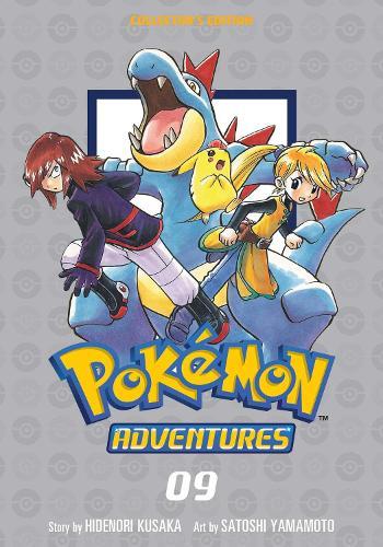 Pokemon Adventures Collector's Edition, Vol. 9 - Pokemon Adventures Collector's Edition 9 (Paperback)