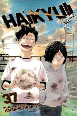 Haikyu!!, Vol. 37 - Haikyu!! 37 (Paperback)
