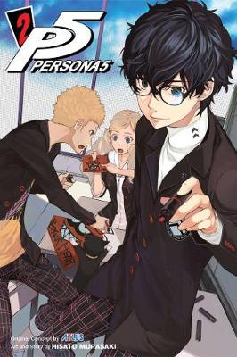 Persona 5, Vol. 2 - Persona 5 2 (Paperback)
