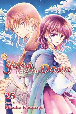 Yona of the Dawn, Vol. 25 - Yona of the Dawn (Paperback)