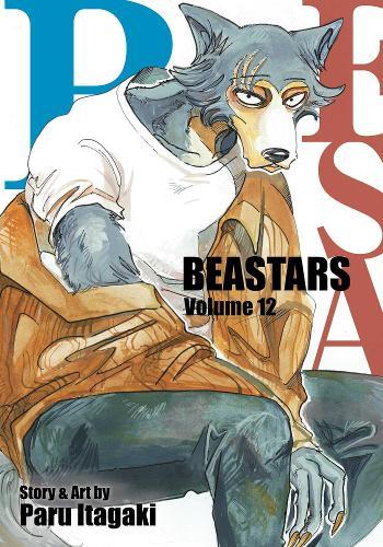 BEASTARS, Vol. 12 - Beastars (Paperback)