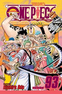 One Piece, Vol. 93 - One Piece 93 (Paperback)