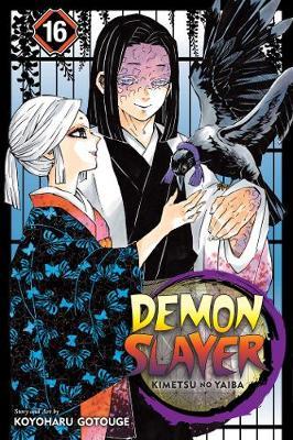 Demon Slayer: Kimetsu no Yaiba, Vol. 16 - Demon Slayer: Kimetsu no Yaiba 16 (Paperback)