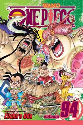 One Piece, Vol. 94 - One Piece 94 (Paperback)