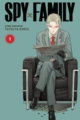 Spy x Family, Vol. 1 - Spy x Family 1 (Paperback)