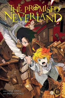 The Promised Neverland, Vol. 16 - The Promised Neverland 16 (Paperback)