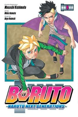 Boruto: Naruto Next Generations, Vol. 9 - Boruto: Naruto Next Generations 9 (Paperback)