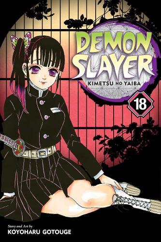 Demon Slayer: Kimetsu no Yaiba, Vol. 18 - Demon Slayer: Kimetsu no Yaiba 18 (Paperback)