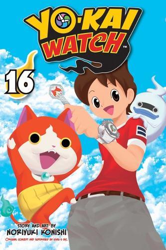 YO-KAI WATCH, Vol. 16 - Yo-kai Watch 16 (Paperback)