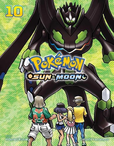 Pokemon: Sun & Moon, Vol. 10 - Pokemon: Sun & Moon 10 (Paperback)