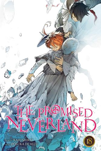 The Promised Neverland, Vol. 18 - The Promised Neverland 18 (Paperback)