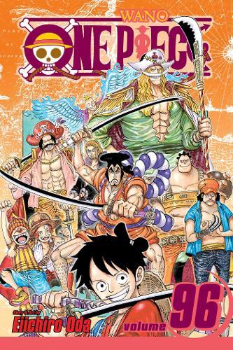 One Piece, Vol. 96 - One Piece 96 (Paperback)