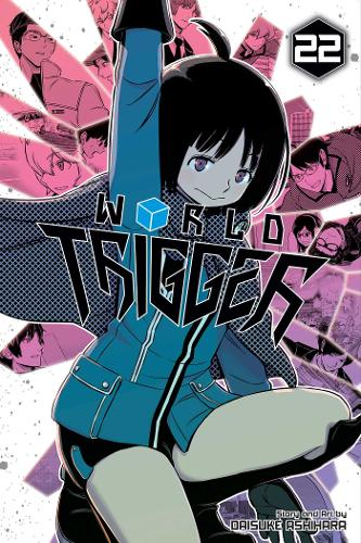World Trigger, Vol. 22 - World Trigger 22 (Paperback)