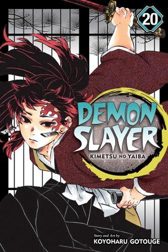 Demon Slayer: Kimetsu no Yaiba, Vol. 20 - Demon Slayer: Kimetsu no Yaiba 20 (Paperback)