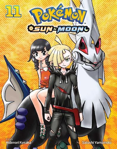 Pokemon: Sun & Moon, Vol. 11 - Pokemon: Sun & Moon 11 (Paperback)