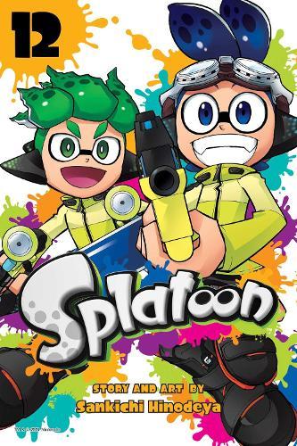 Splatoon, Vol. 12 - Splatoon 12 (Paperback)