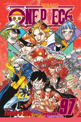 One Piece, Vol. 97 - One Piece 97 (Paperback)