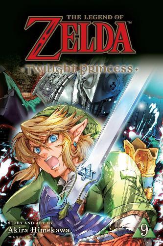 The Legend of Zelda: Twilight Princess, Vol. 9 - The Legend of Zelda: Twilight Princess 9 (Paperback)