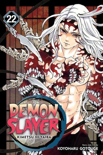 Demon Slayer: Kimetsu no Yaiba, Vol. 22 - Demon Slayer: Kimetsu no Yaiba 22 (Paperback)