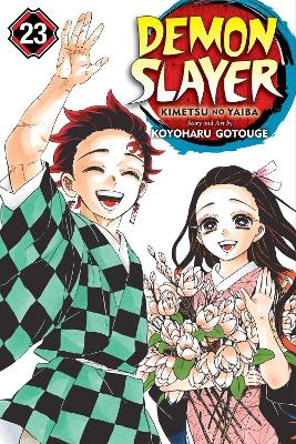 Demon Slayer: Kimetsu no Yaiba, Vol. 23 - Demon Slayer: Kimetsu no Yaiba (Paperback)