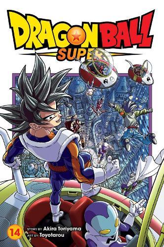 Dragon Ball Super, Vol. 14 - Dragon Ball Super 14 (Paperback)