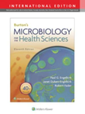 Burton's Microbiology for the Health Sciences (Paperback)