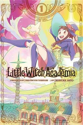 Little Witch Academia, Vol. 1 (manga) (Paperback)